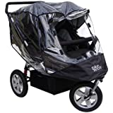 Tike Tech Double City X3 All Season Stroller Cover by Tike Tech
