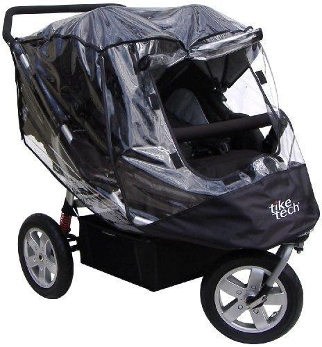 Tike-Tech-Double-City-X3-All-Season-Stroller-Cover