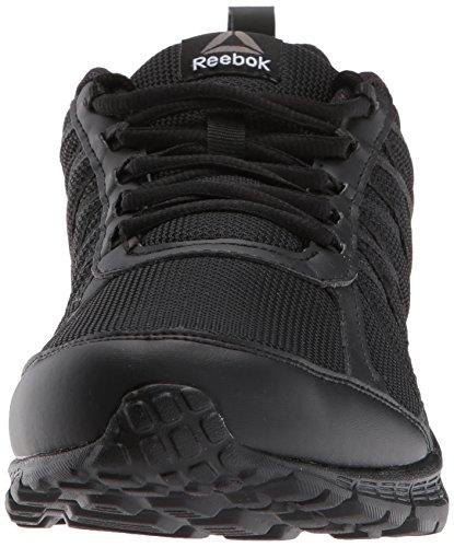 Reebok Mænds Speedlux 2.0 Sneaker Sort / Sort / Sølv Metallic 6GhIu