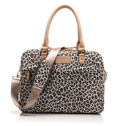 kayond Leopard's Spots Laptop Carrying Case / Shoulder Me...