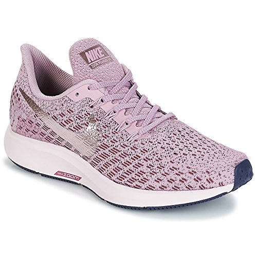 Barely NIKE Rose Zoom Pegasus Air Scarpe 35 601 Vin Donna Rosa Elemental Rose Running qvRqr