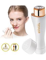 TANAAB Facial Hair Removal for Women Waterproof Sleek...