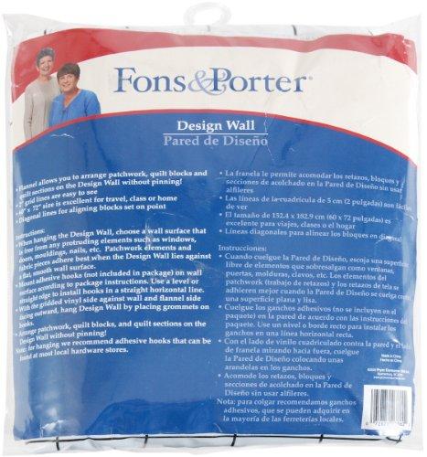 Brand New Fons & Porter Design Wall-60
