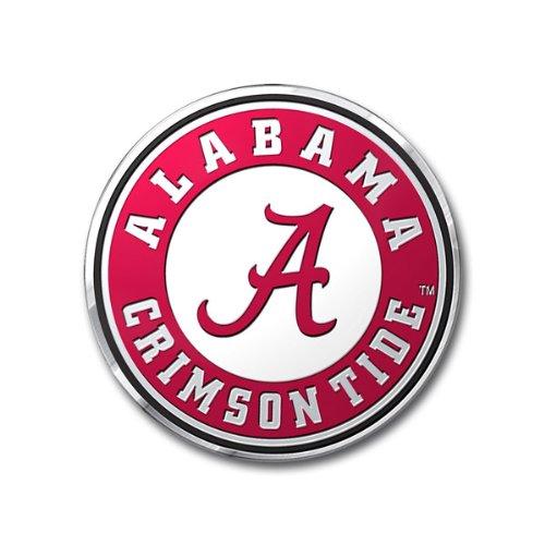 Team ProMark NCAA Alabama Crimson Tide Die Cut Color Auto (Crimson Ncaa Hat)