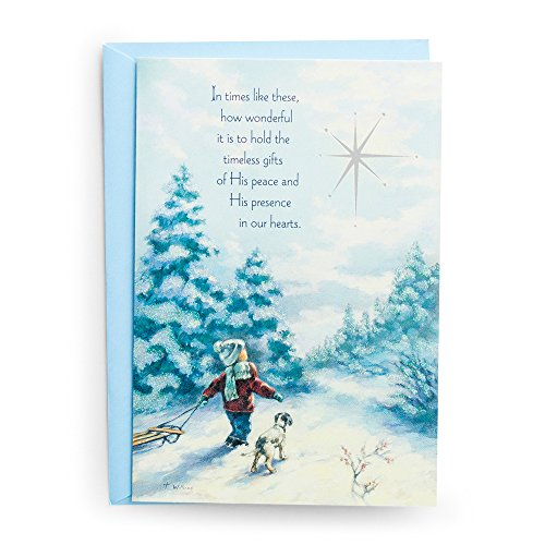 Christmas Boxed Cards - In Times Like ()