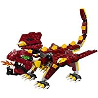 LEGO Creator Mythical Creatures 31073 Building Kit (223...