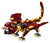 lego 3in1 sets - LEGO Creator Mythical Creatures 31073 Building Kit (223 Piece)
