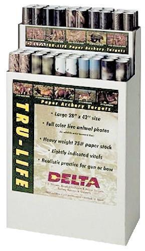 Delta McKenzie Outdoor Hunting 71600 Paper Target Display