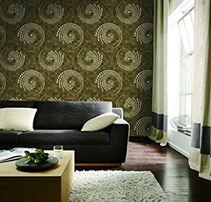 Buy Eurotex 3D Modern Design Wallpaper, use as Wall Covering ...