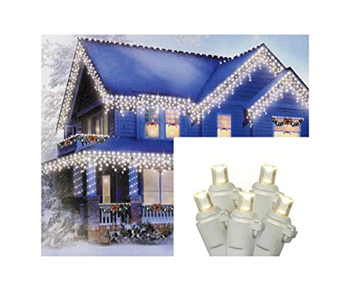 Holiday Home 70 Led Star Icicle Light Set in US - 7