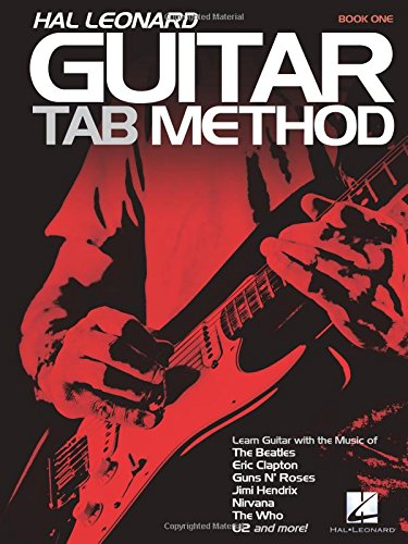 Hal Leonard Guitar Tab Method: Book Only (Tab Guitar Method Book)
