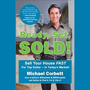 Ready, Set, Sold! Audiobook