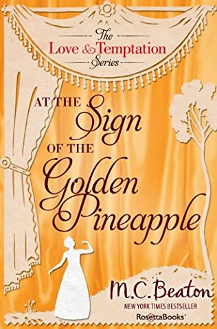 book cover of At the Sign of the Golden Pineapple
