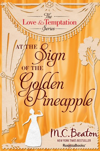 At the Sign of the Golden Pineapple (The Love and Temptation Series Book (Golden Signs)