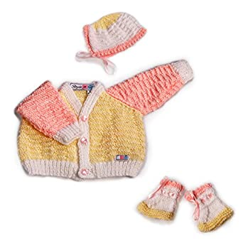 dc48065c0 SnU Hand Knitted Baby Sweater