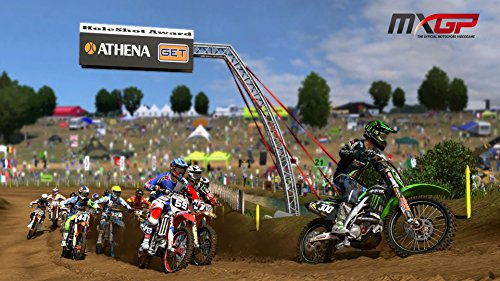 MXGP 14: The Official Motocross Videogame by Bandai (Image #15)