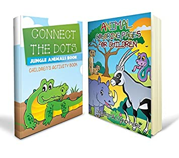 Amazon.com: Connect the Dot Books Bundle - Two Great Connect the ...