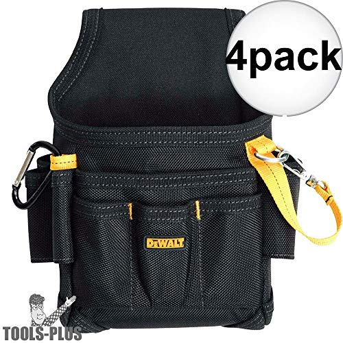 DeWalt DG5103 Small Maintenance Electricians Pouch 4-Pack