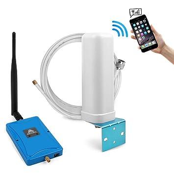 ANYCALL 3G Amplificador de Señal 900/2100MHz (Band 8/1) 70dB gsm