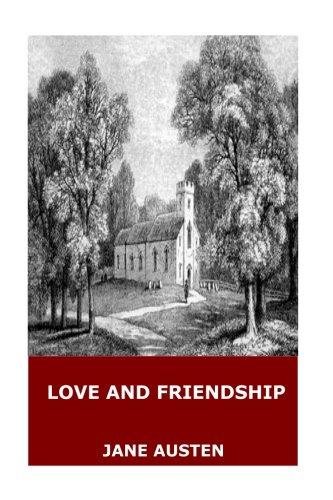 Love Friendship Jane Austen