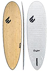 The Drifter: Versatile Surfing ShortboardWant the soul of a longboard but performance of a shortboard? Then this is the surfboard for you! A great all-rounder, the Drifter surfing board paddles effortlessly, and takes bottom turns and cut bac...