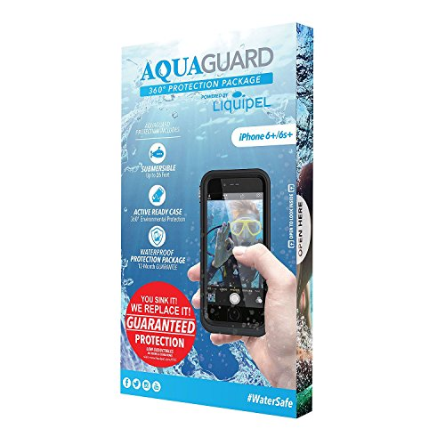 Price comparison product image Liquipel AquaGuard Protection Bundle for Apple iPhone 6 Plus - (Original from manufacturer - Bulk Discount available)