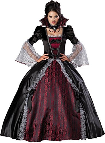 Vampiress of Versaille Costume - X-Large - Dress Size (Vampiress Of Versailles Plus Size Costume)