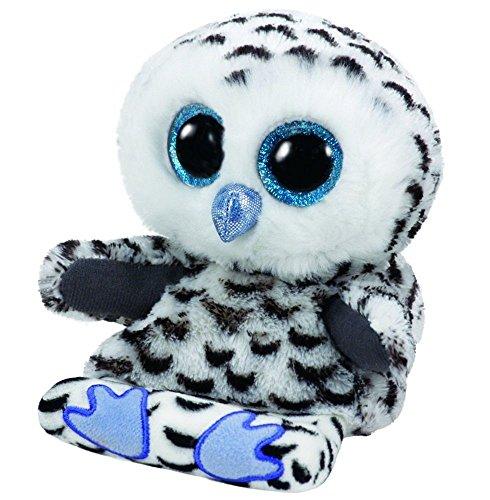 Ty Omar Owl Phone Holder - Stuffed Animal - Phone Plush