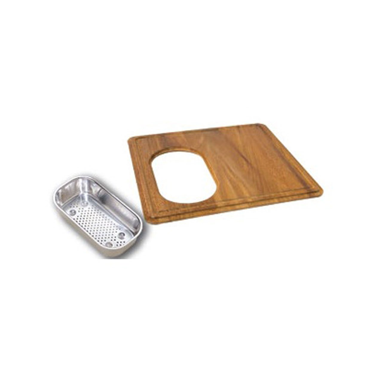 Franke PS30-45SP Professional Cutting Board with Integral Colander for PSX110-30