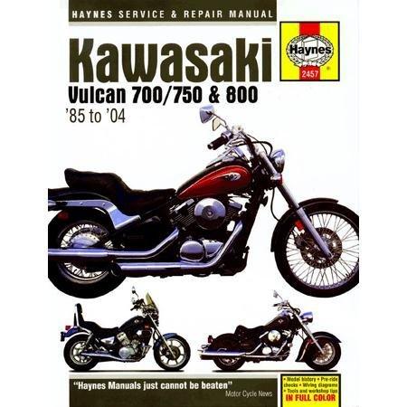 1996 Kawasaki Vulcan 800 - 6