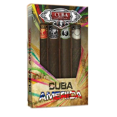 Cuba Collection By Champs For Men. Gift Set