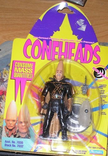 Coneheads Beldar Figure by Playmates