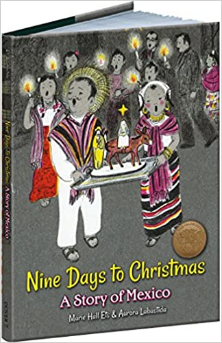 amazoncom nine days to christmas a story of mexico english edition 9780486815329 marie hall ets aurora labastida books