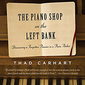 The Piano Shop on the Left Bank Audiobook