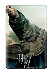 Best 7932610K16774734 Rugged Skin Case Cover For Ipad Mini 3- Eco-friendly Packaging(harry Potter In Deathly Hallows Part 2)