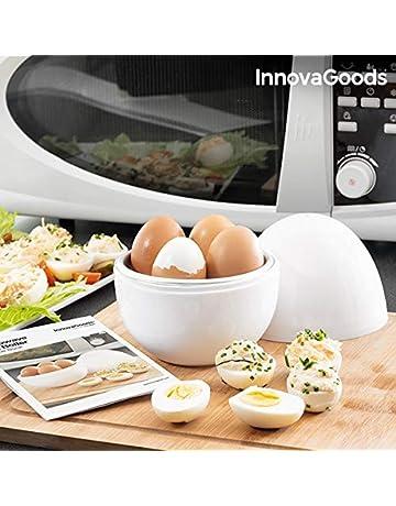 Innovagoods bb_V0101051 Cuecehuevos Para Microondas Con ...