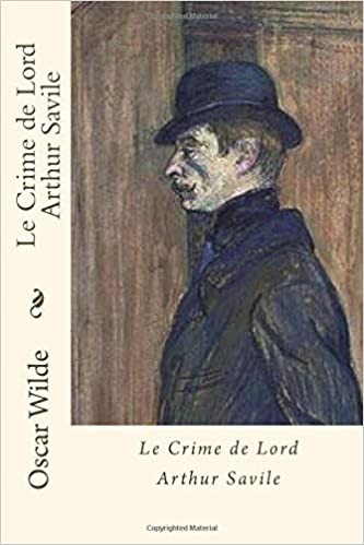 Crime de Lord Arthur (Folio) (English and French Edition)