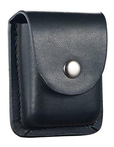 (Top Grain Genuine Leather Belt Loop Lighter Case / Pouch (fits