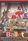 Ballets pour les enfants : Alice au pays des merveilles, Pierre et le Loup, Casse-noisette, Les Contes de Béatrix Potter [Import italien]