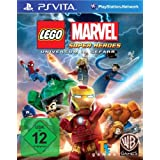 LEGO Marvel Super Heroes - Sony PlayStation Vita by Warner Games