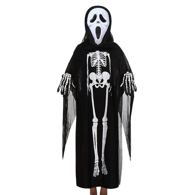 Amazon.com: KONFA – Guantes para disfraz de Halloween para ...