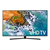 "Samsung UN65NU7400FXZX Smart TV 65"" 4K Ultra HD, 3 HDMI, 2 USB, Eclipse Silver (2018)"