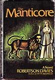 The Manticore, Robertson Davies, 0670453137