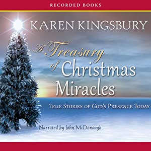 Treasury of Christmas Miracles Audiobook
