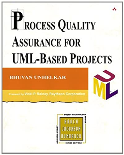 Process Quality Assurance for UML-Based Projects