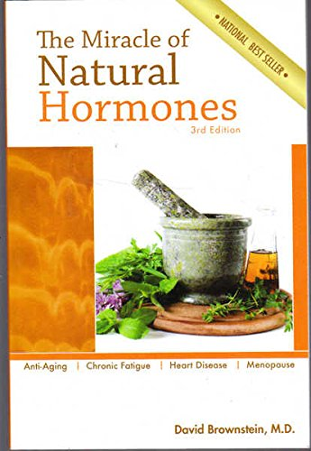 Miracle Natural Hormones David Brownstein product image