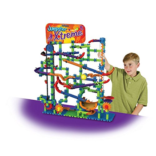 Techno Gears Marble Mania Jumpster Extreme by the learning journey