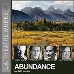 Abundance | Beth Henley