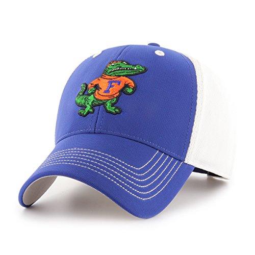 NCAA Florida Gators Sling OTS All-Star MVP Adjustable Hat, Royal, One Size