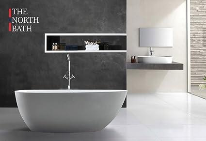 Bath Vasca Da Bagno In Inglese : Serina vasca da bagno the north bath® loki 130 x 70 150 x 75 170 x